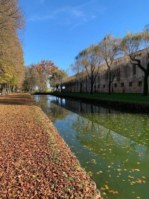 Canal at Villa Contarini - Piazzola sul Brenta