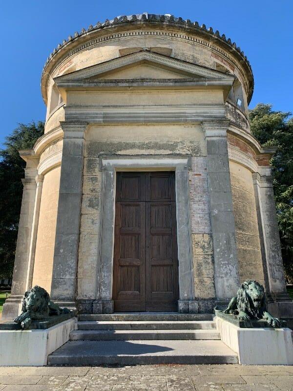 Chapel Villa Contarini - Piazzola sul Brenta