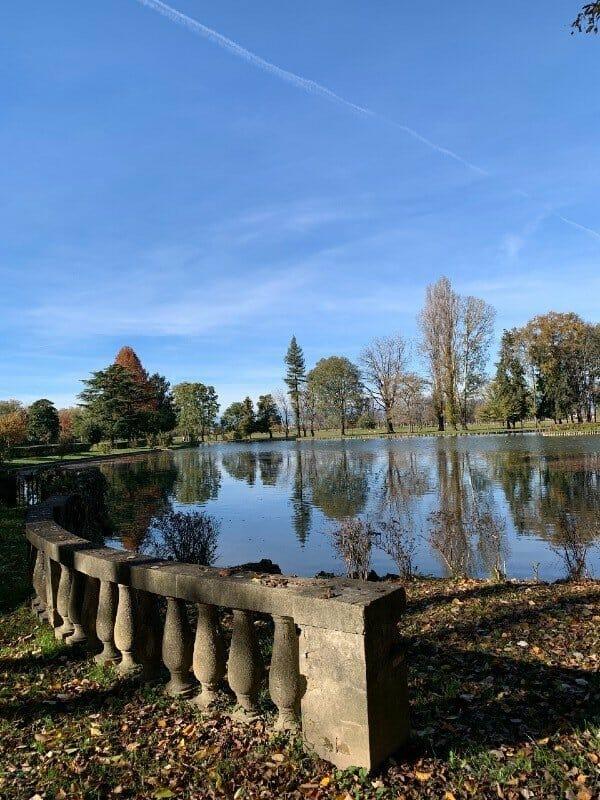 Lake at Villa Contarini - Piazzola sul Brenta