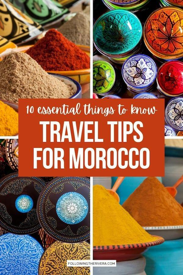 Spices Landmarks in Casablanca - Morocco travel tips