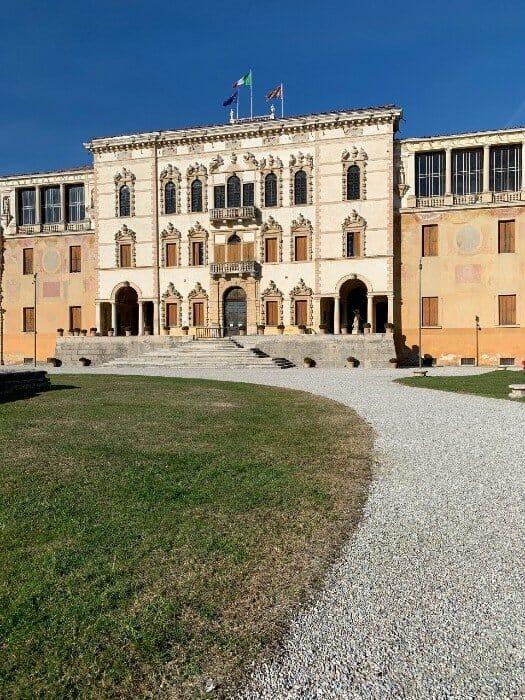 Outside Villa Contarini - Piazzola sul Brenta