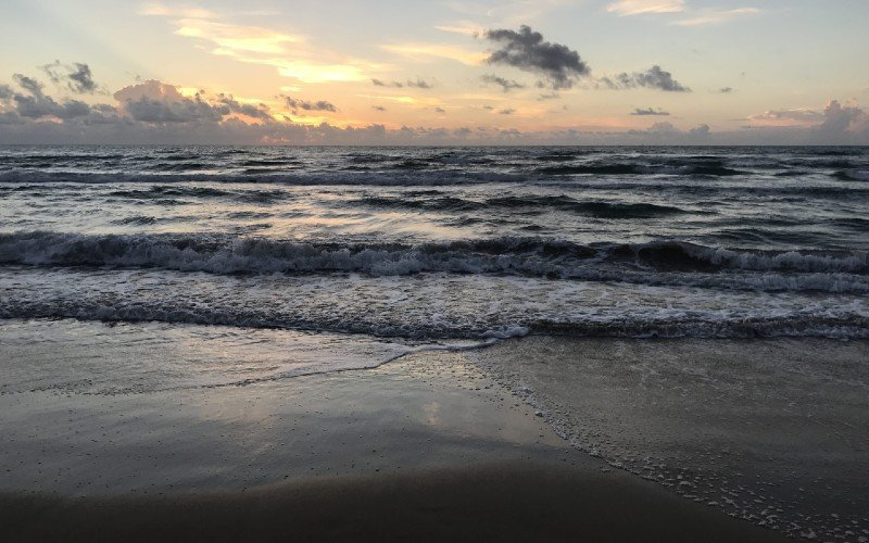 South Padre Island - warm places to visit in February in USA